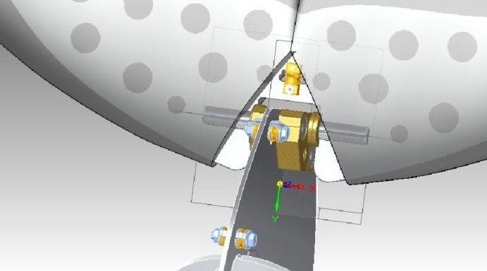 Rendering Detail Flosse